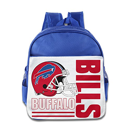 Costumes Buffalo Bill (HYRONE Buffalo Logo Bills Children School Bag For 1-6 Years Old)