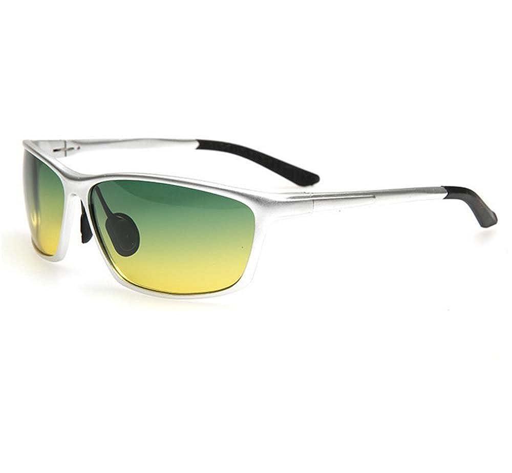 Aismkj aluminum magnesium polarized sunglasses driving mirror glasses
