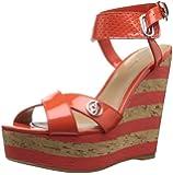Armani Jeans Women's VW5955689 Wedge Sandal