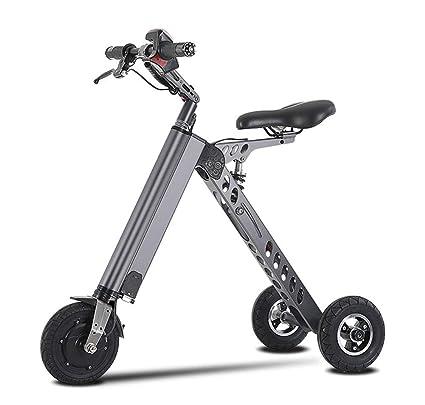 JL-Q Bicicletas eléctricas de Tres Ruedas de Las Mujeres vehículo eléctrico Smart Balance Car