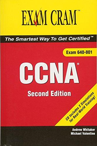 CCNA Exam Cram 2 (2nd Edition) (Best Cisco Certification To Get)