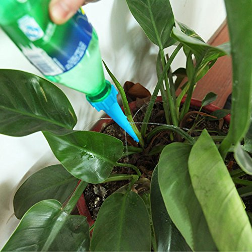 iLOT Plastic Automatic Plant Sitter which can match SODA bottle 4pcs/pack