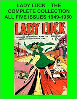 Book Lady Luck - The Complete Collection: All Five Issues 1949-1950