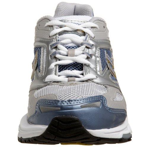 New Balance Women's WR859 Running Shoe,Grey/Powder Blue,10 B by New Balance (Image #4)