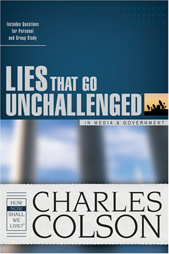 Lies That Go Unchallenged in Media & Government