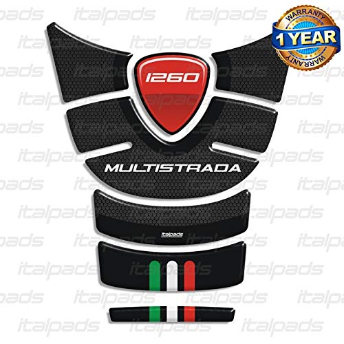 Prot/ège R/éservoirSport HoneyComb adapt/é pour Ducati Multistrada 1260