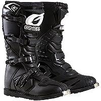 O'Neal Men's New Logo Rider Boot (Black, Size 7)