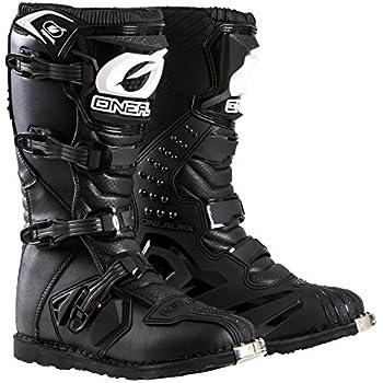 O'Neal Men's New Logo Rider Boot (Black, Size 11)