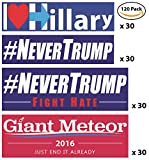 900 dollars - Wholesale Lot of 2016 Pro Clinton Bumper Stickers for Flea Marketers & Resellers, Assorted 120 Pack. 900% Profit & Huge Target Market. Get A Piece of This Multi Million Dollar Industry While You Can.