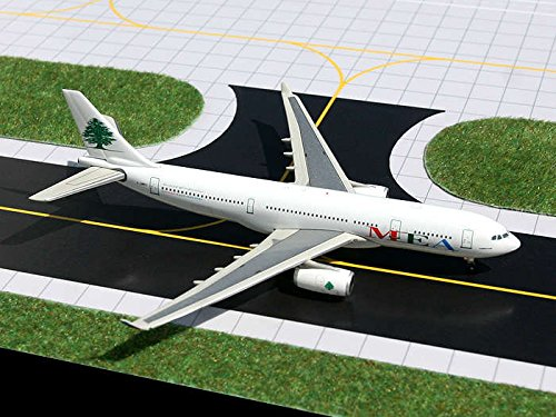 Daron Worldwide Trading GJ782 Zwillinge Middle East Airlines A330-200 1/400