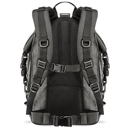 Cor Waterproof Dry Bag Backpack with Padded Laptop Sleeve 40 - Import It All e169c2cb21