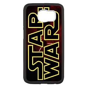 Star Wars 11 funda Samsung Galaxy S6 caja del teléfono celular negro funda S5O8BPPEKU