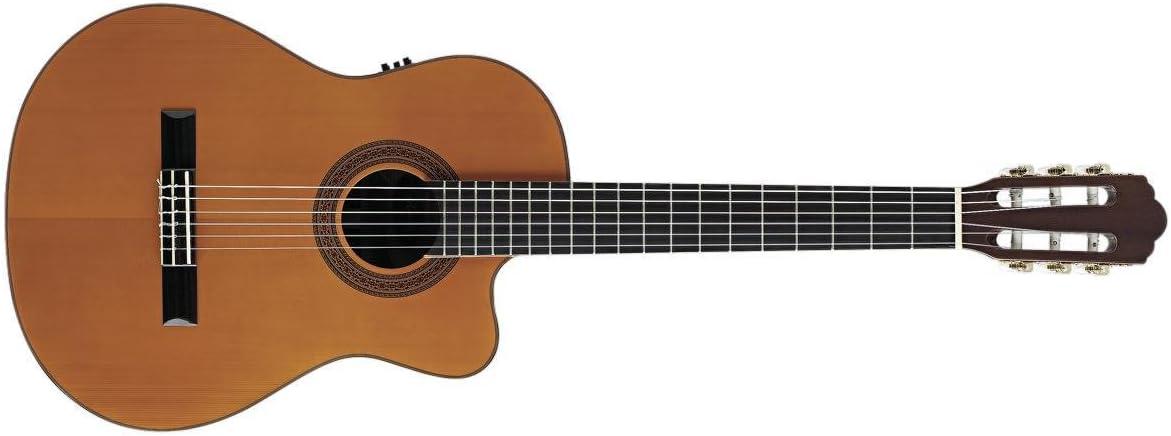Angel Lopez C847CBB S Eq BBAND A3T guitarras clásicas clásica ...