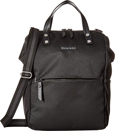 Sherpani Women's Dispatch Raven Crossbody Bag (Body Cross Raven)