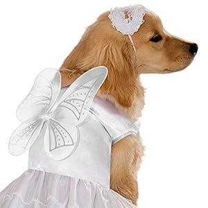 Rubie's Angel Pet Costume, X-Large