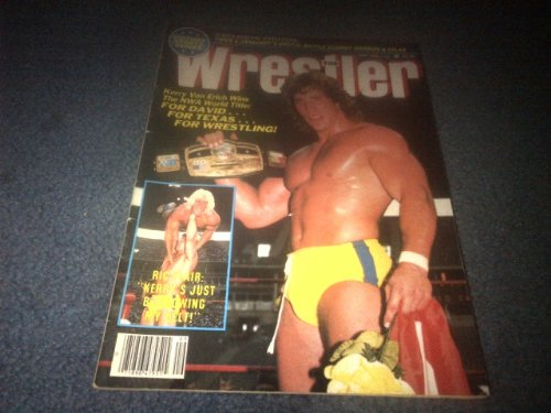 The Wrestler September 1984, Kerry Von E - Lex Luger Wrestler Shopping Results