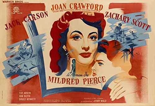 Mildred Pierce Poster - Mildred Pierce (French E) POSTER (11