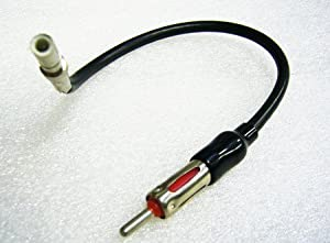 514eoi1bcgL._SX300_ amazon com stereo antenna harness dodge charger 06 2006 no nav  at bakdesigns.co