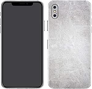 Switch iPhone X Skin Grey Fade Marble