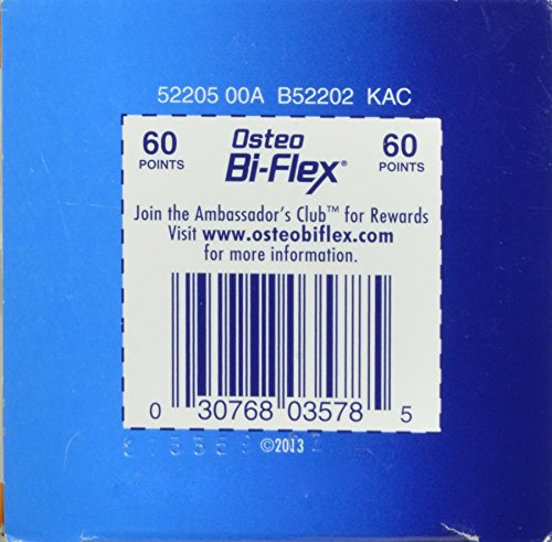 030768035785 - Osteo Bi-Flex Triple Strength, 120 Coated Tablets carousel main 7