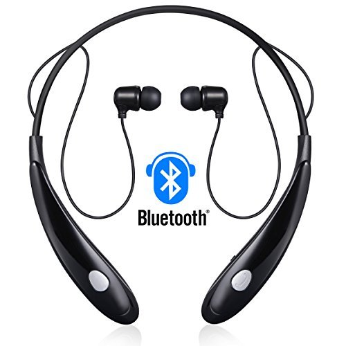 redlink-bluetooth-stereo-headset-water-resistant-neckband-sport-earbuds-cvc60-noise-isolating-in-ear