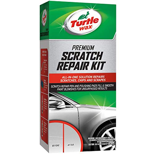 Turtle Wax T-234KT Premium Grade Scratch Repair Kit (Best Deep Scratch Repair Kit)