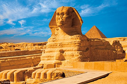 Trends International The Great Sphinx of Giza Wall Poster