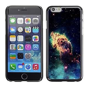 Cubierta de la caja de protección la piel dura para el APPLE IPHONE 6PLUS (5.7) - Space Planet Galaxy Stars 46
