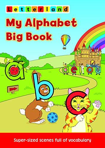 Big Alphabet Book (My Alphabet Big Book)