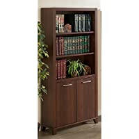 Achieve Bookcase with Doors