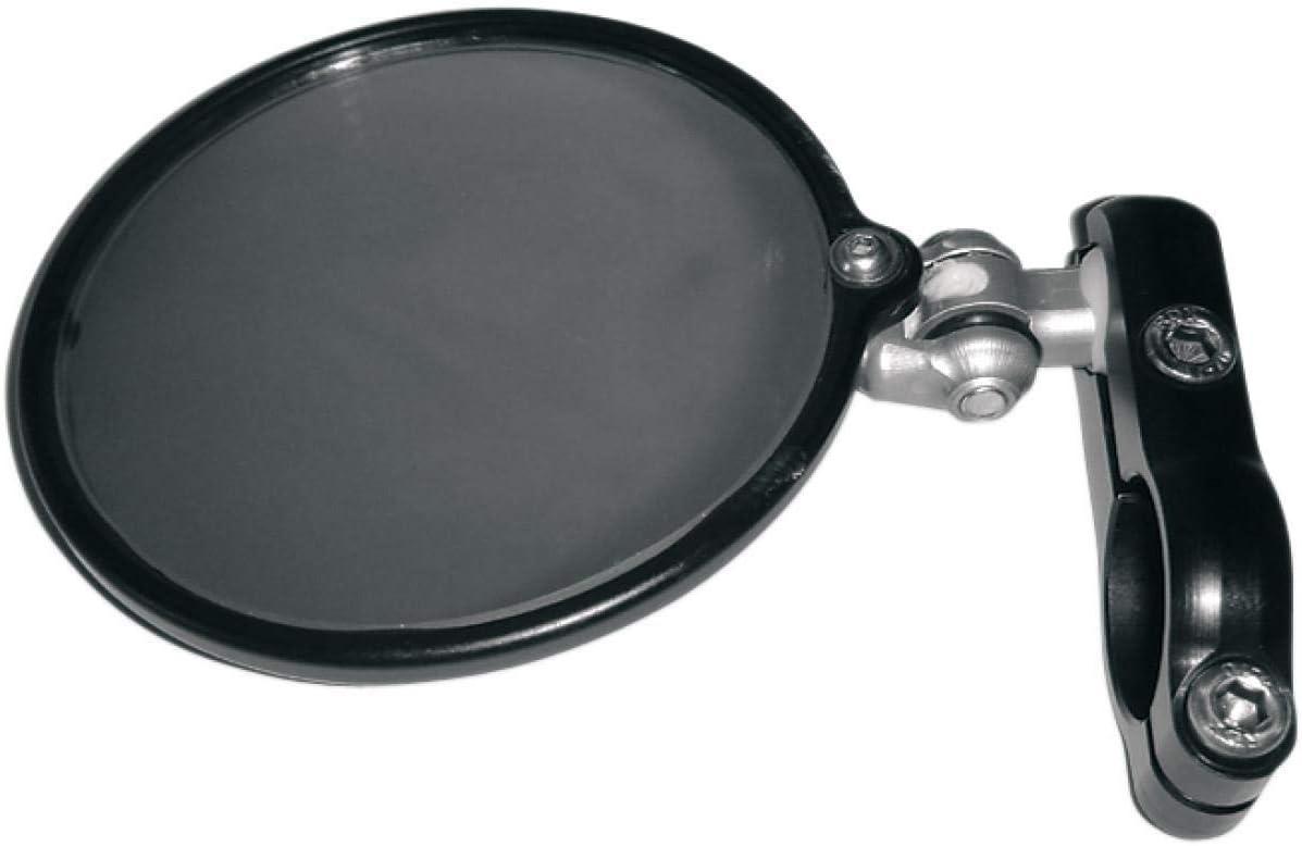 Black HSLS-200-L LEPAZA68268 CRG Mirror Hindsight LS Left