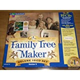 Family Tree Maker Deluxe 10 Cd Set Version 5