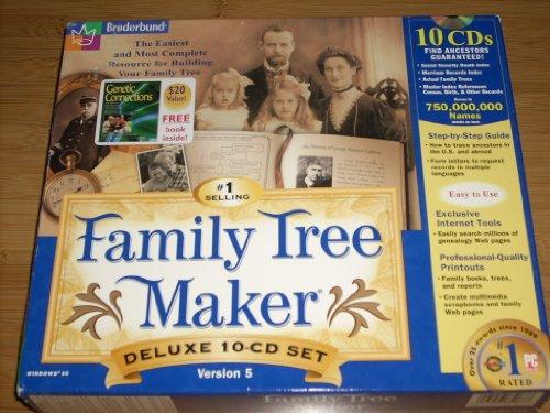 family tree maker program - 3