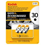 Kodak 30 Series Black Ink Cartridge - 3 ...