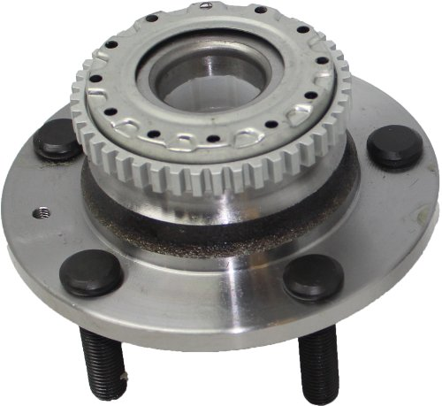 Brand New Rear Wheel Hub and Bearing Assembly 2004 2005 2006 2007 2008 Hyundai Tiburon 5 Lug with ABS Brakes