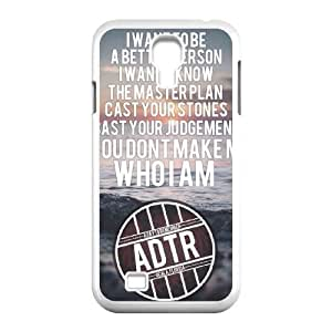 Samsung Galaxy S4 I9500 Phone Cases White Rock Band ADTR A Day To Remember BVX735404