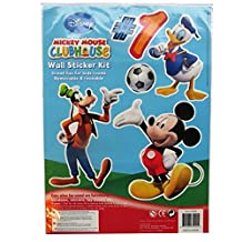 Large Wall Decoration Sticker Kit - Mickey Mouse & Friends - by Disney