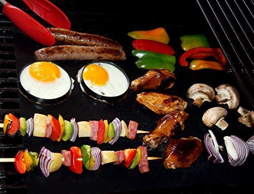 tidy grill bbq grill mat - 3