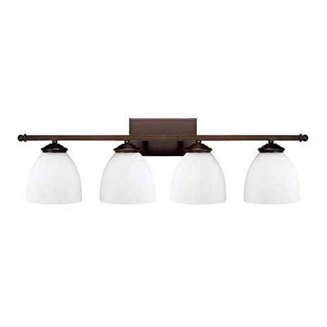Capital Lighting 8404BB-202 Four Light Vanity Fixture - Ceiling ...
