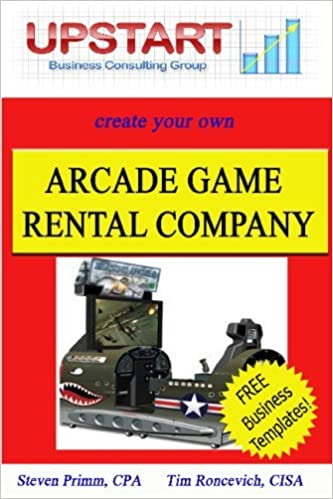 Arcade Game Rental Company by Tim Roncevich (2009-01-09)