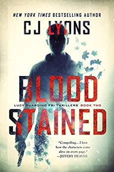 BLOOD STAINED (Lucy Guardino FBI Thrillers Book 2) by [Lyons, CJ]
