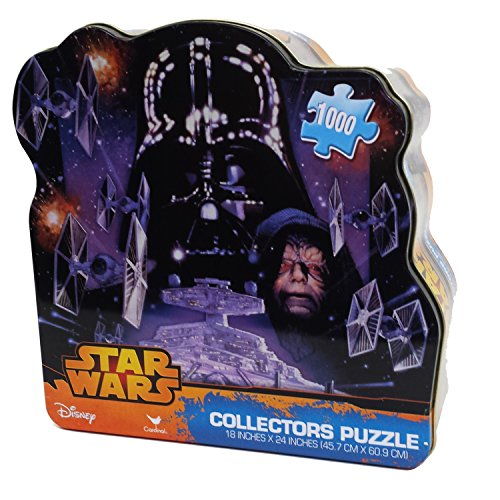 with Star Wars Puzzles design