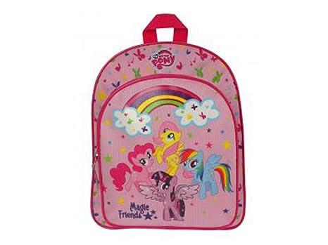 89712a500e Zaino Asilo My Little Pony: Amazon.it: Valigeria