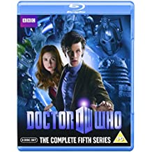 Doctor Who - The Complete Series 5 [Blu-ray] Fifth Season Complete