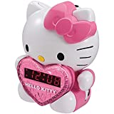 HELLO KITTY KT2064 AM/FM Projection Clock Radio electronic consumer
