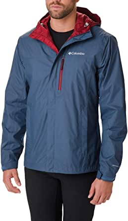Columbia Pouring Adventure II Chaqueta impermeable para hombre