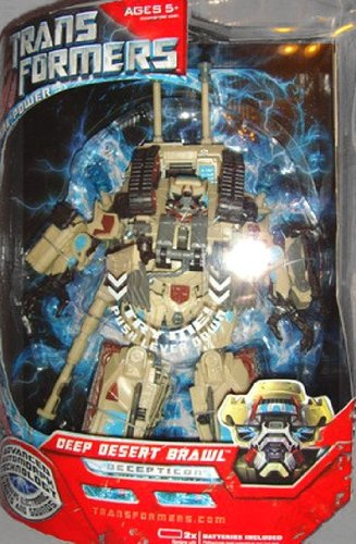 Transformers Movie Leader Deep Desert Brawl