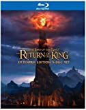 The Lord of the Rings: The Return of the King (Extended Edition 5-Disc Set) [Blu-ray] by Warner Home Video