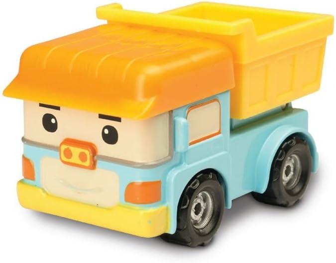 Silverlit Dumpoo Metal vehículo de Juguete - Vehículos de Juguete (Negro, Azul, Naranja, Blanco, Amarillo, Metal, Robocar Poli, Dumpoo, Interior / Exterior, 3 año(s))
