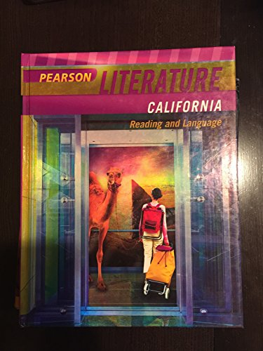 Literature California: Reading and Language, Grade 10